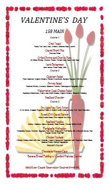 158 - v menu