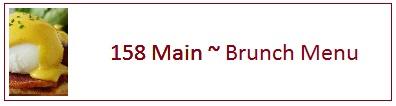 158 - brunch menu label