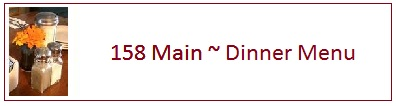 158 - dinner menu label