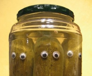 158 - in a pickle