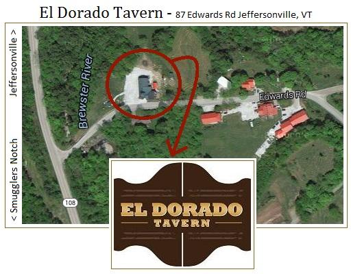 158 - El Dorado Map