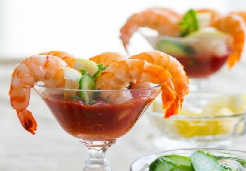 158 - shrimp cocktail