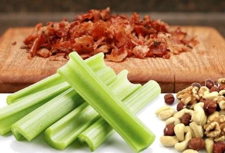 bacon nut stuffed celery 2