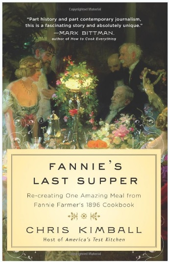 book fannie's last supper