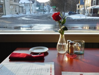 valentines day at 158 main restaurant 5