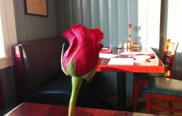 valentines day at 158 main restaurant 6