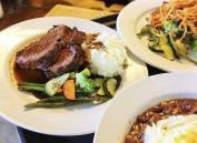 meatloaf at 158 main restaurant
