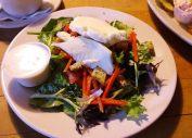 Salads at 158 Main Restaurant