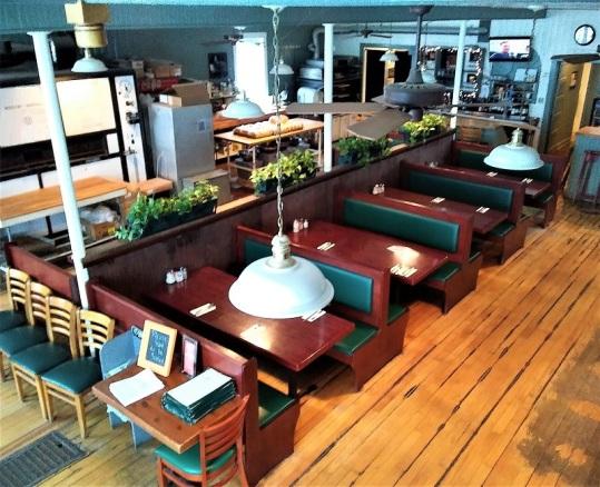 158 main restaurant and bakery - jeffersonville - vermont