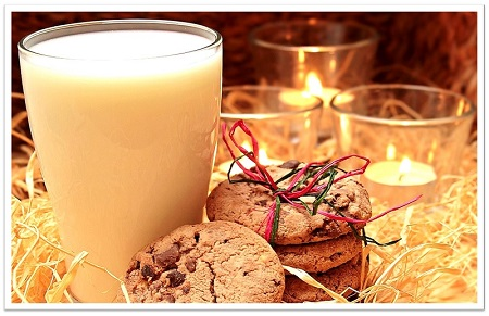 Milk Cookies For Santa And Odin 158 Main Jpd