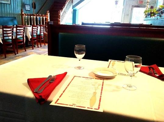 valentines day at 158 main restaurant - 5