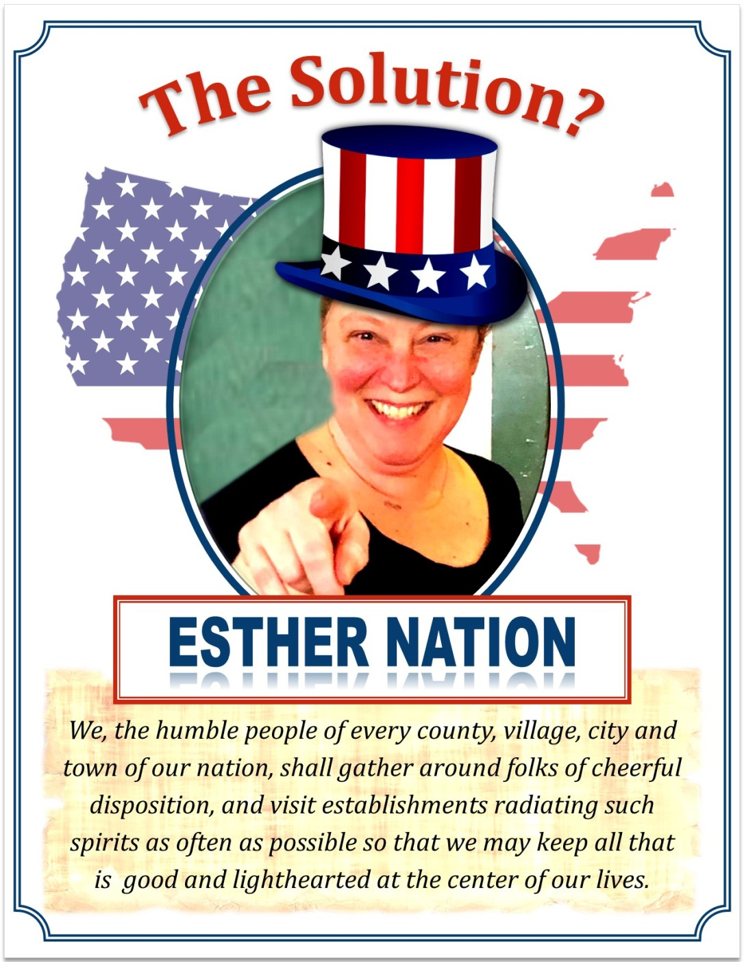 esther nation for peace